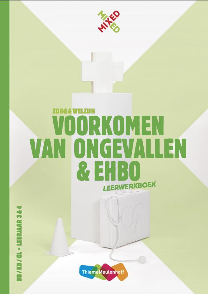 boek voorkomen van ongevallen en ehbo
